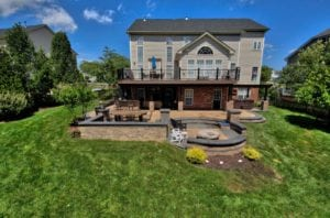 Custom Deck, Patio and Hardscape Design by Deck Creations in Charlottesville, VA