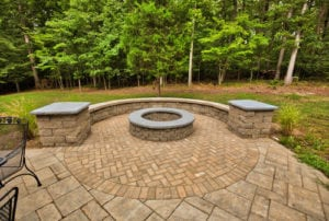 Beautiful Hardscape Design Services by Deck Creations in Charlottesville, VA