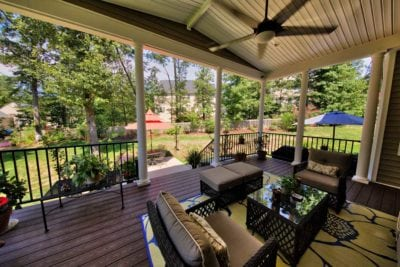 Outdoor Deck Design and Construction Company | Deck Creations in Richmond, Williamsburg, Charlottesville, Hampton Roads VA