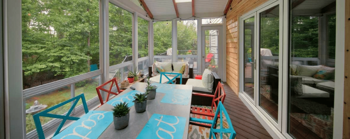 Sunroom Decorating Tips and Ideas | Richmond, Charlottesville and Hampton Roads VA | Deck Creations Blog