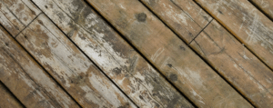 Deck Creations Worn Deck | Is it Time to Replace My Deck? | Deck Creations Blog