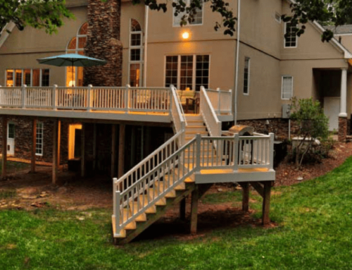 Deck Stairs Q&A with Deck Creations