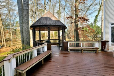 Our Work | Custom Gazebo Design | Deck Creations Virginia Portfolio