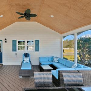 Hampton Roads Covered Porch Designer and Builder | Deck Creations