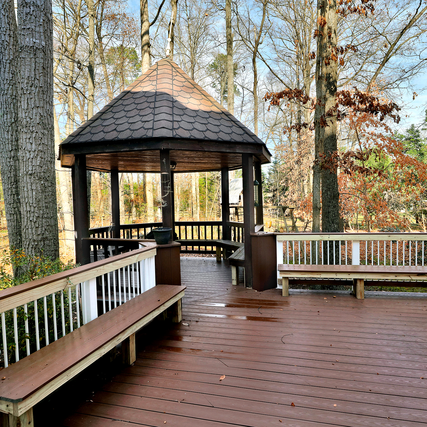 Charlottesville Gazebo Designer and Builder | Deck Creations