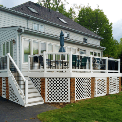 Our Work | Custom Deck Designs | Deck Creations Portfolio