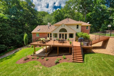 Our Work | Custom Multi-Level Deck Designs | Deck Creations