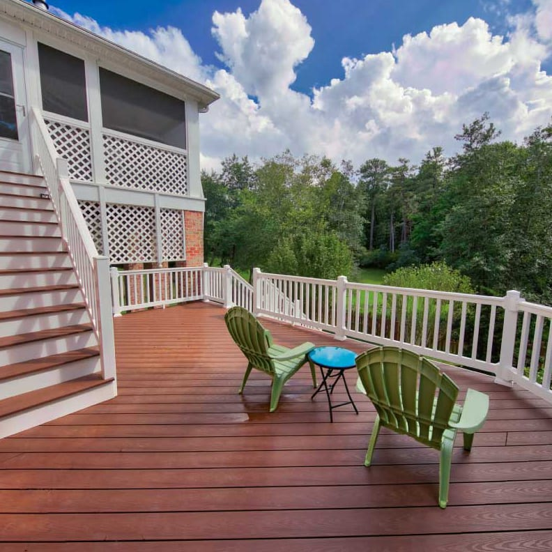 Wooden Deck Construction | Charlottesville, VA