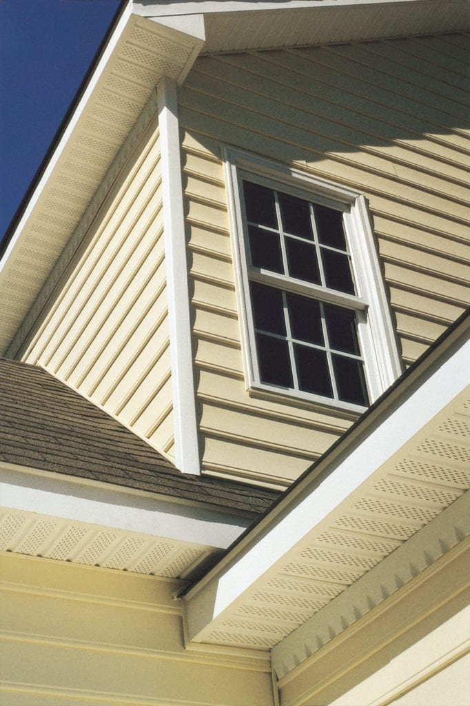 Colored Vinyl Siding in Richmond, Charlottesville and Hampton Roads VA by Deck Creations