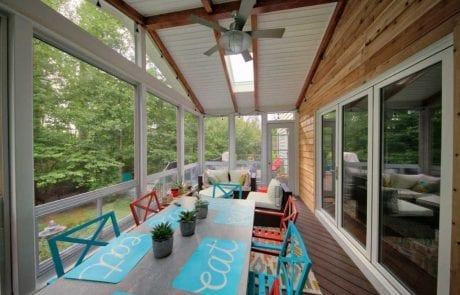 Wood Siding in Richmond, Charlottesville and Hampton Roads VA by Deck Creations
